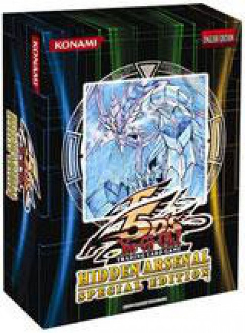 YuGiOh Trading Card Game Hidden Arsenal Special Edition [3 Booster Packs & Promo Card!]