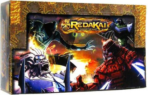 Redakai Conquer the Kairu X-Drive Power Pack Booster Box [Hobby Edition]