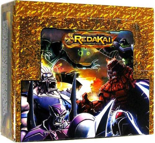 Redakai Conquer the Kairu Gold Booster Box [24 Packs]