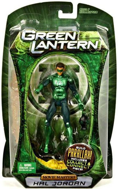 Green Lantern Movie Masters Series 1 Hal Jordan Action Figure [Masked]
