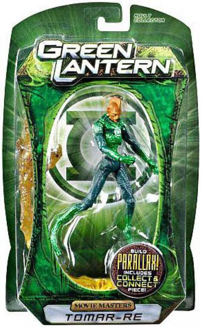 Green Lantern Movie Masters Series 1 Tomar Re Action Figure