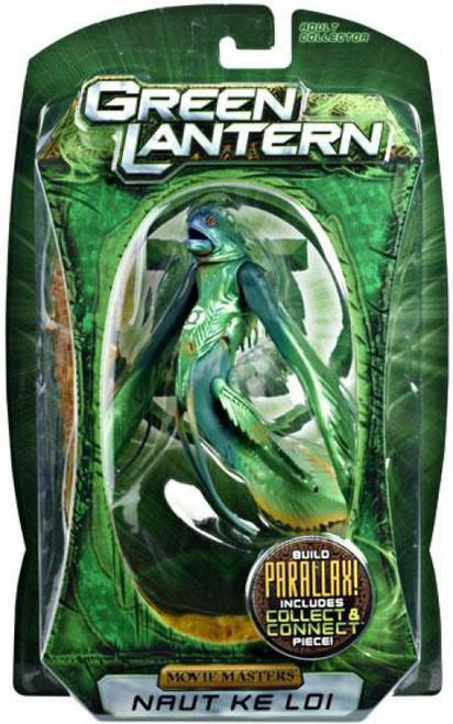 Green Lantern Movie Masters Series 1 Naut Kei Loi Action Figure