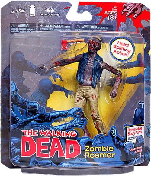 McFarlane Toys The Walking Dead Comic Zombie Roamer Action Figure
