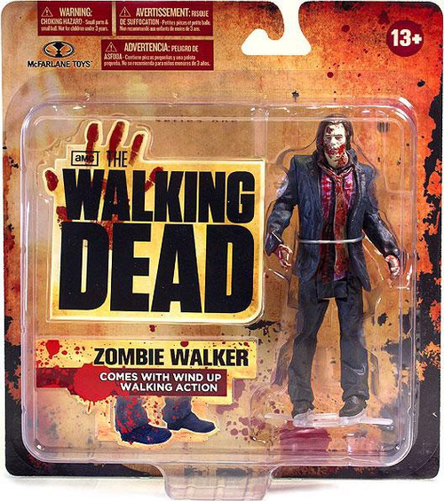 McFarlane Toys The Walking Dead AMC TV Zombie Walker Action Figure