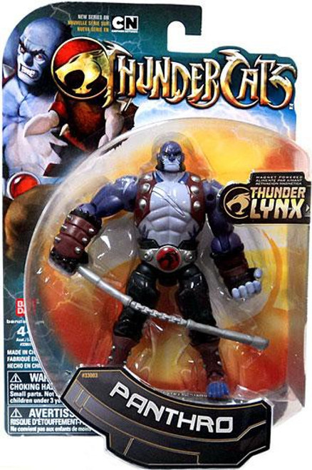 Thundercats Thunder Lynx Basic Panthro Action Figure