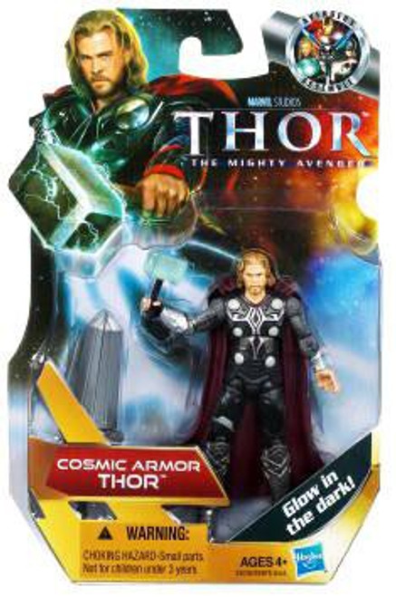 The Mighty Avenger Thor Action Figure [Cosmic Armor]