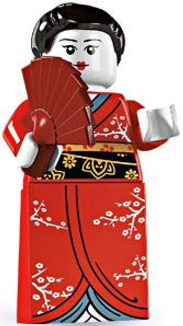 LEGO Minifigures Series 4 Kimono Girl Minifigure [Loose]