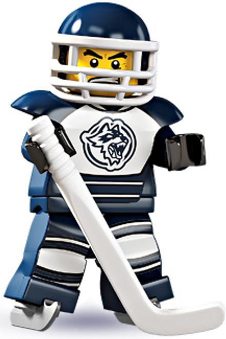 LEGO Minifigures Series 4 Hockey Player Minifigure [Loose]