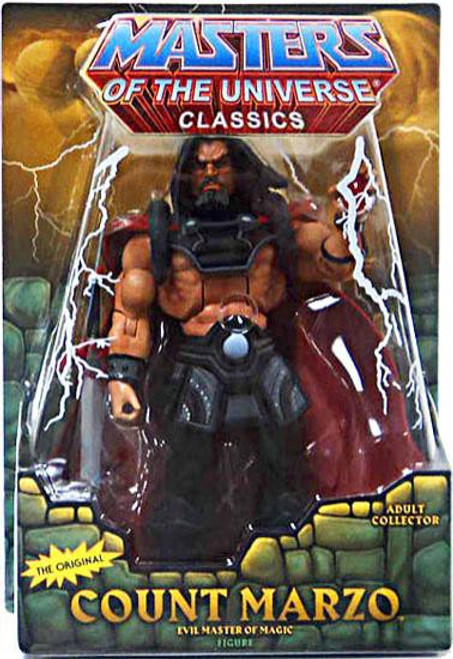 Masters of the Universe Classics Club Eternia Count Marzo Exclusive Action Figure [Second Printing]