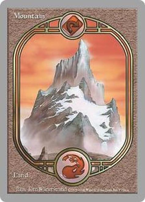 MtG Unglued Common Mountain [RANDOM Artwork]