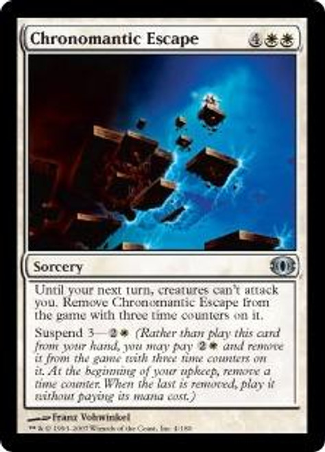 MtG Future Sight Uncommon Chronomantic Escape #4