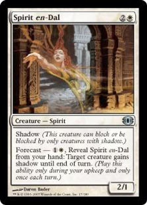 MtG Future Sight Uncommon Spirit en-Dal #17