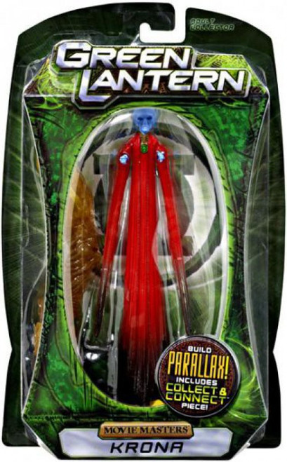 Green Lantern Movie Masters Series 3 Krona Action Figure