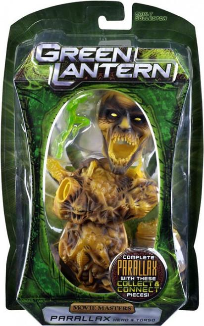 Green Lantern Movie Masters Series 5 Parallax Action Figure [Head & Torso]