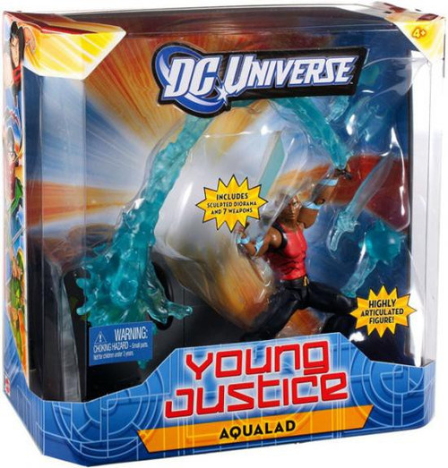 DC Universe Young Justice 6 Inch Aqualad Action Figure