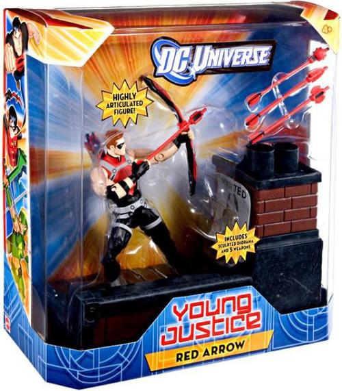 DC Universe Young Justice Red Arrow Action Figure