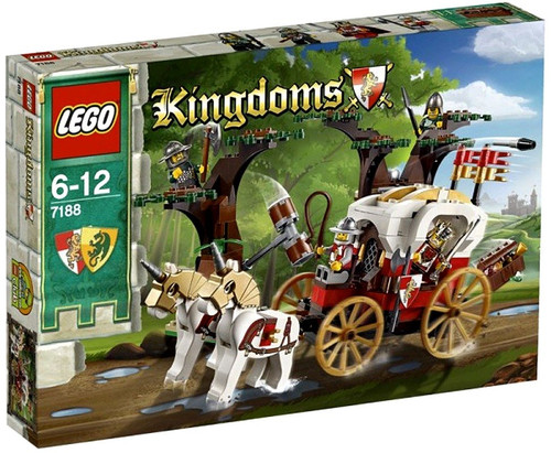 LEGO Kingdoms King's Carriage Ambush Set #7188