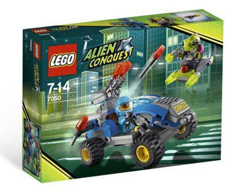 LEGO Alien Conquest Alien Defender Set #7050