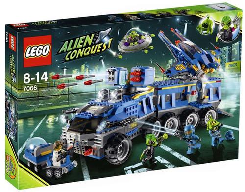 LEGO Alien Conquest Earth Defense HQ Set #7066