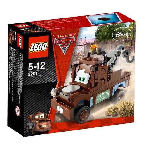 LEGO Disney / Pixar Cars Cars 2 Radiator Springs Classic Mater Set #8201