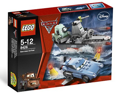 LEGO Disney / Pixar Cars Cars 2 Escape at Sea Set #8426