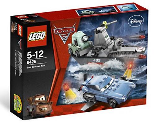 LEGO Disney / Pixar Cars Cars 2 Escape at Sea Set #8426