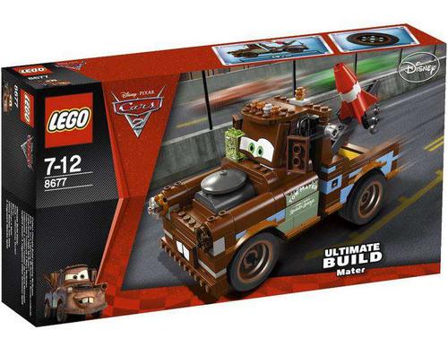 LEGO Disney / Pixar Cars Cars 2 Ultimate Build Mater Exclusive Set #8677