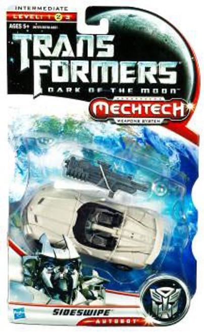 Transformers Dark of the Moon Mechtech Sideswipe Deluxe Action Figure