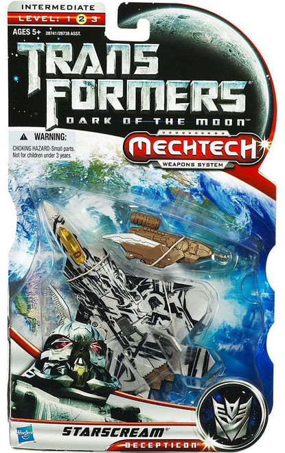Transformers Dark of the Moon Mechtech Starscream Deluxe Action Figure