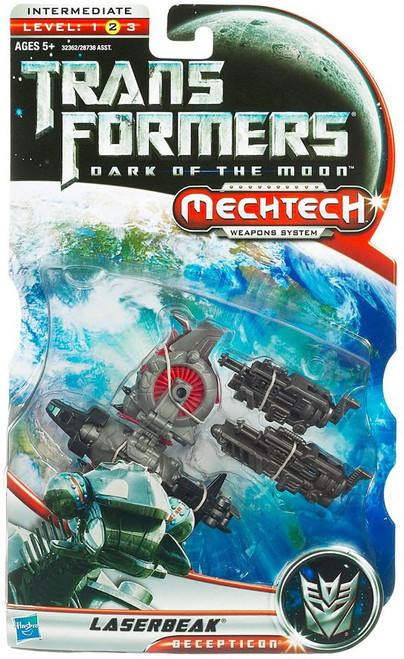 Transformers Dark of the Moon Mechtech Laserbeak Deluxe Action Figure