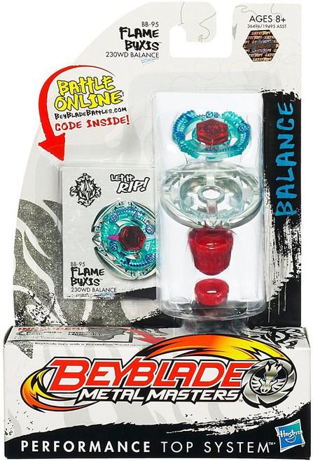 Beyblade Metal Masters Flame Byxis BB-95