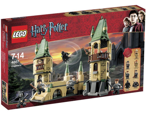 LEGO Harry Potter Series 2 Battle for Hogwarts Set #4867