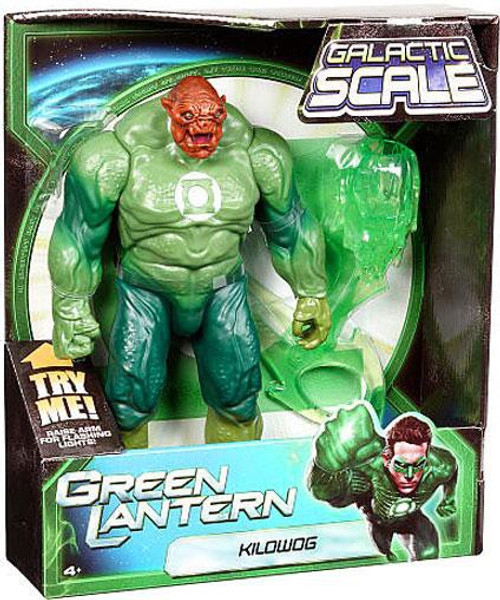 Green Lantern Galactic Scale Kilowog Action Figure