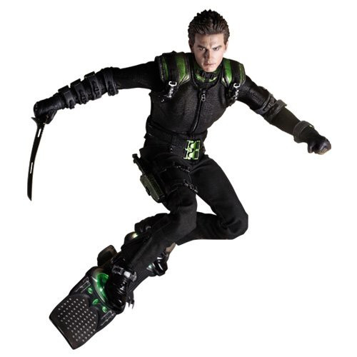 Spider-Man 3 Movie Masterpiece New Goblin Collectible Figure