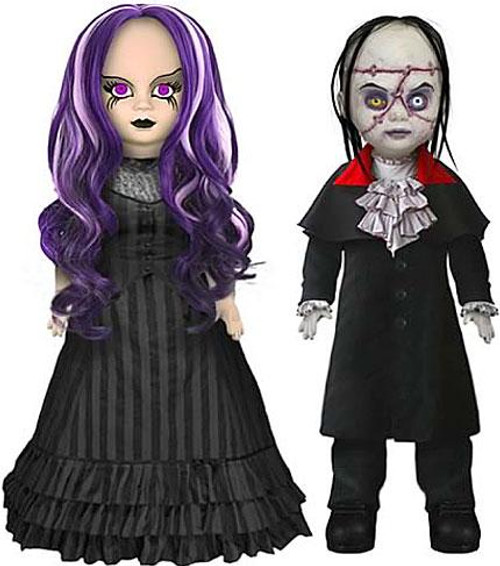 Living Dead Dolls Scary Tales Beauty and the Beast Dolls