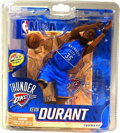 McFarlane Toys NBA Oklahoma City Thunder Sports Picks Series 20 Kevin Durant Action Figure [Blue Jersey]