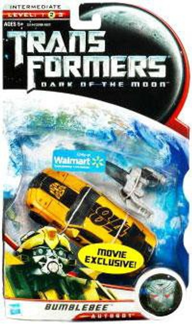 Transformers Dark of the Moon Bumblebee Exclusive Deluxe Action Figure #84 [Movie Exclusive]