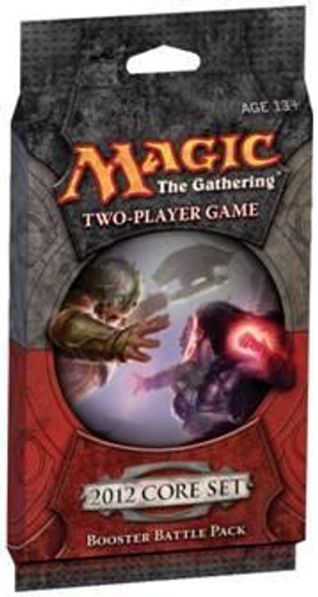 MtG Trading Card Game 2012 Core Set Booster Battle Pack