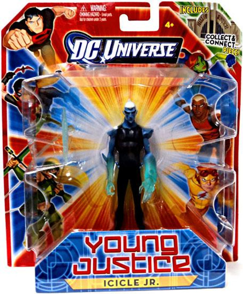 DC Universe Young Justice Icicle Jr. Action Figure