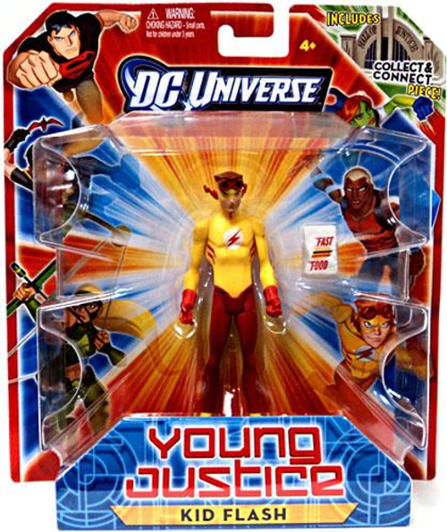 DC Universe Young Justice Kid Flash Action Figure [Yellow Shirt & Red Pants]