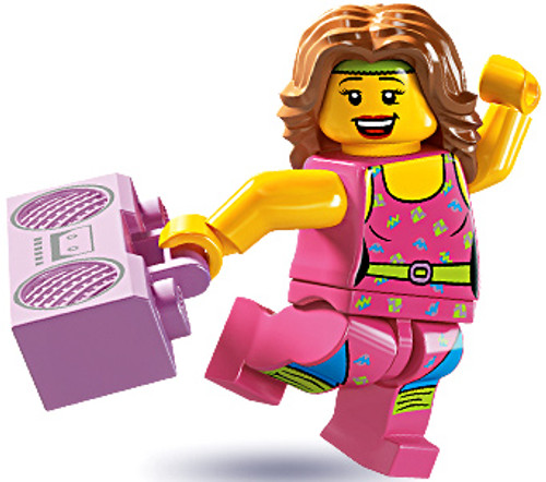 LEGO Minifigures Series 5 Fitness Instructor Minifigure [Loose]