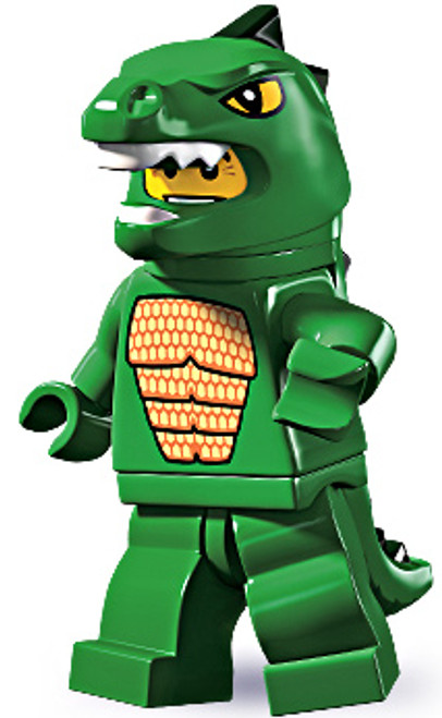 LEGO Minifigures Series 5 Lizard Man Minifigure [Loose]