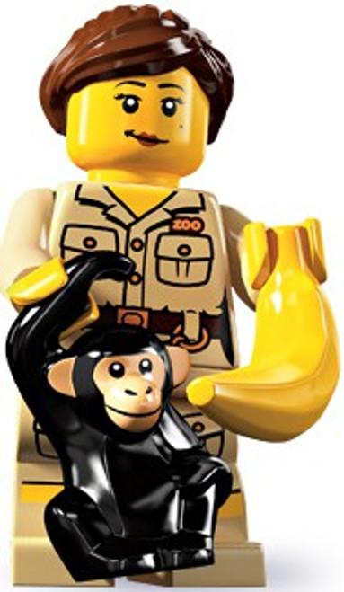 LEGO Minifigures Series 5 Zoo Keeper Minifigure [Loose]