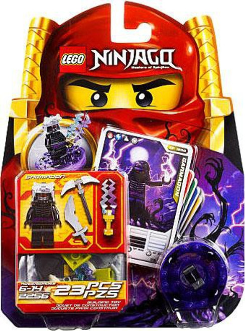LEGO Ninjago Spinjitzu Spinners Lord Garmadon Set #2256