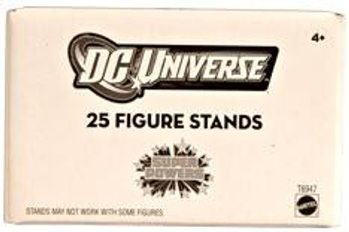 DC Action Figure Stands Action Figure Accessory [Set of 25]