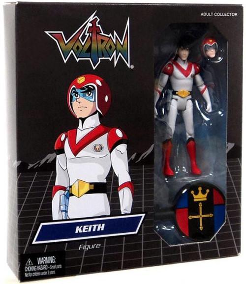 Voltron Club Lion Force Keith Exclusive Action Figure [Black Lion Pilot]