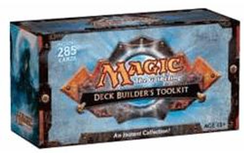 MtG Trading Card Game 2010 Deck Builder's Toolkit [Japanese]