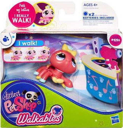 Littlest Pet Shop Walkables Spider Figure #2124