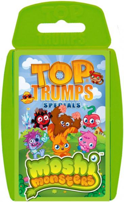 Moshi Monsters Top Trumps Specials Pack
