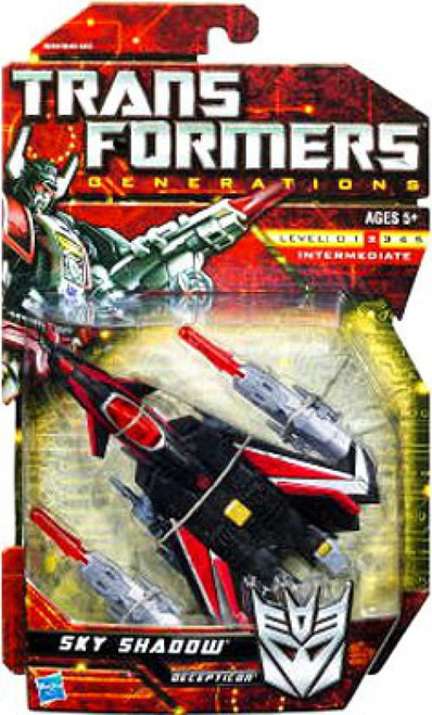 Transformers Generations Sky Shadow Deluxe Action Figure